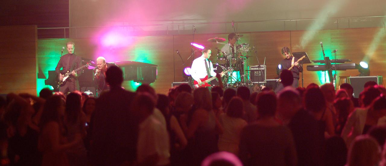 Live-Band für jedes Event in der Region