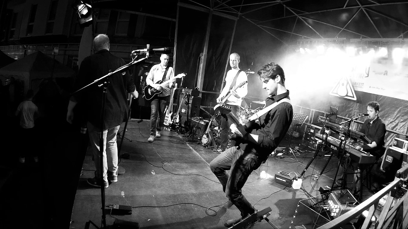 Local Hazards Bürgerfest - Finale 2